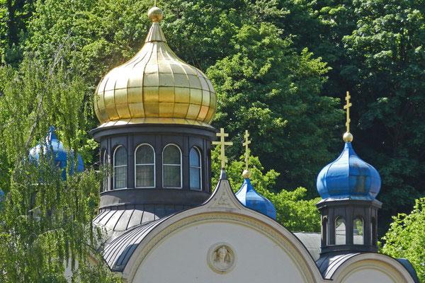 Russische Kirche an der Lahn