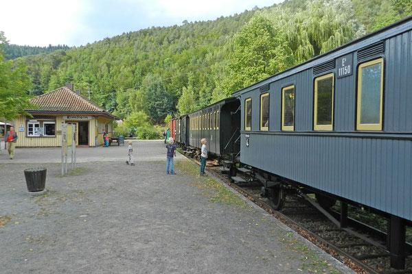 В Германии действует целый ряд музейных железных дорог.