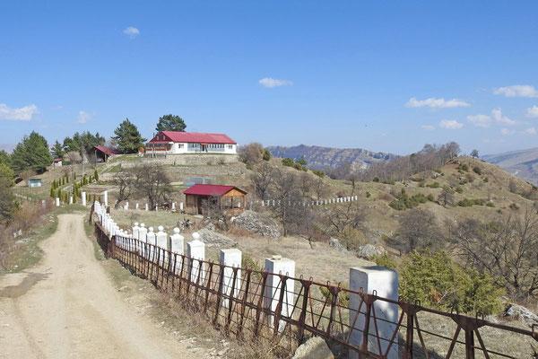 Botanischer Garten mitten im Kaukasus