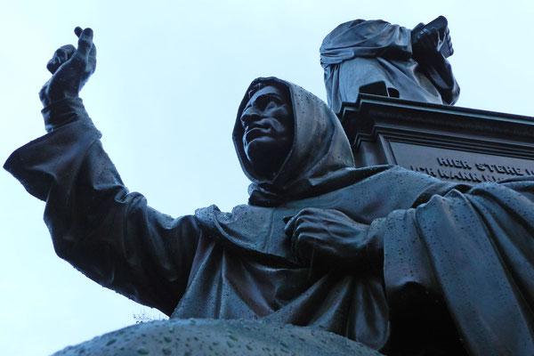 Итальянский реформатор Джироламо Савонарола