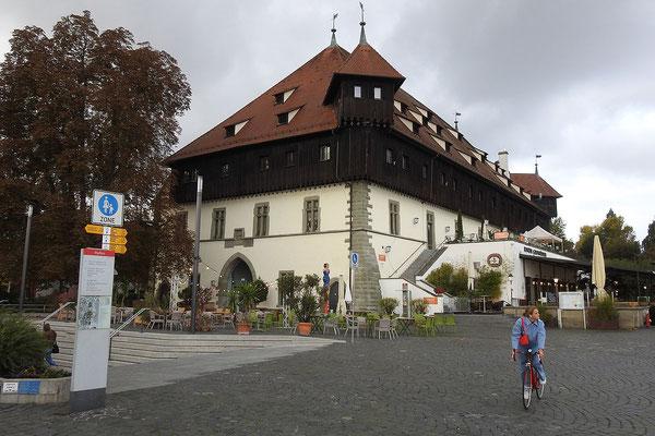 Здание Констанцского собора