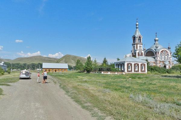 Das St.-Andreas-Männerkloster in Andrejewka
