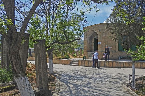 Mausoleum der Emire von Derbent