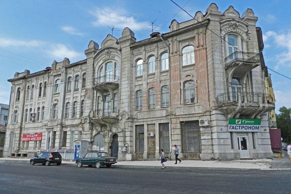 Altbau im Zentrum von Samara