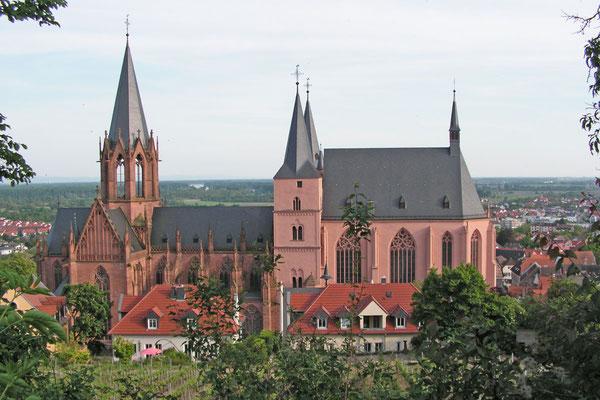 Церковь Святой Екатерины в Оппенхайме