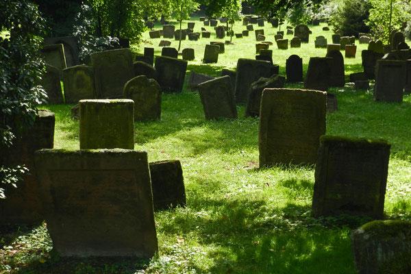 В Вормсе находится старейшее еврейское кладбище Европы