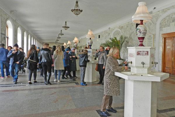 Trinkhalle von Kislowodsk