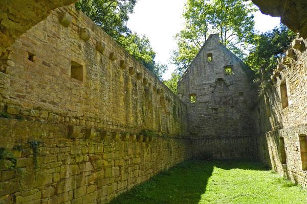 Монастырь был основан ирляндским миссионером Дизибодом