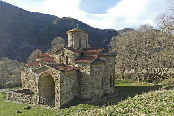 Die nördliche Kirche von Maas