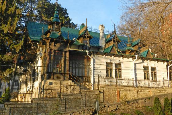 Die Schaljapin-Datscha in Kislowodsk