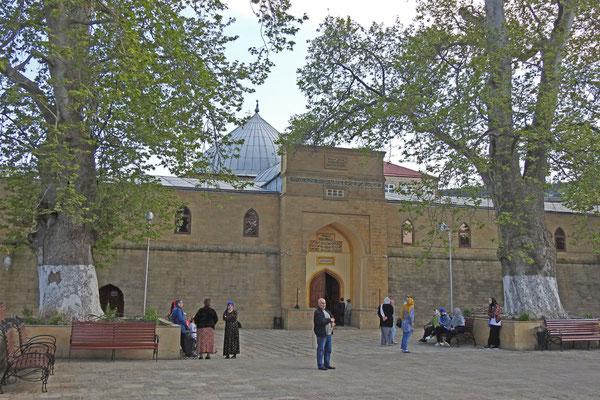 Die Dschuma-Moschee von Derbent