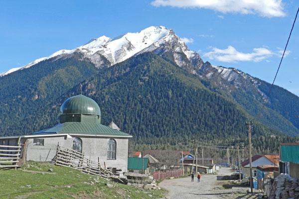Auch in Archys wird an einer kleinen Moschee gewerkelt