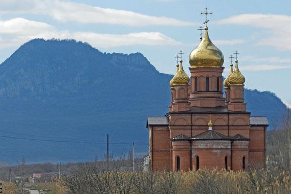 Neue Dorfkirche in Nowoterski