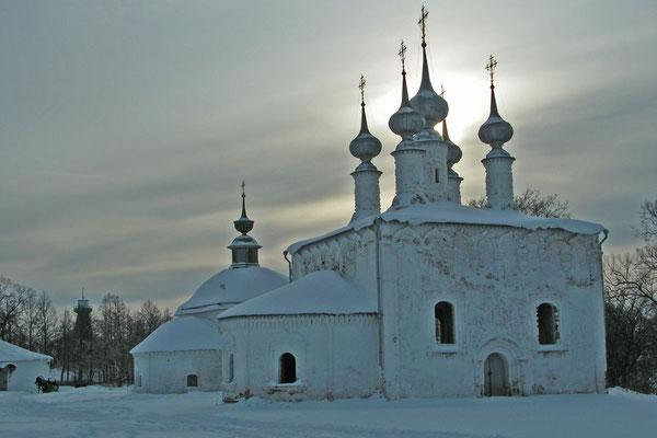 Susdal bietet Russland aus dem Bilderbuch.