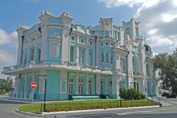Astrachan hat ein schickes Standesamt.