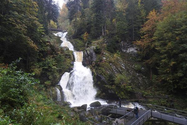 Трибергские водопады