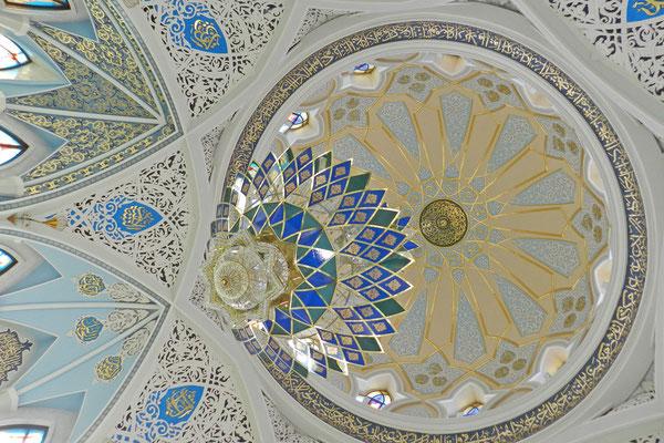 Die größte Moschee von Kasan wurde 2005 eingeweiht.