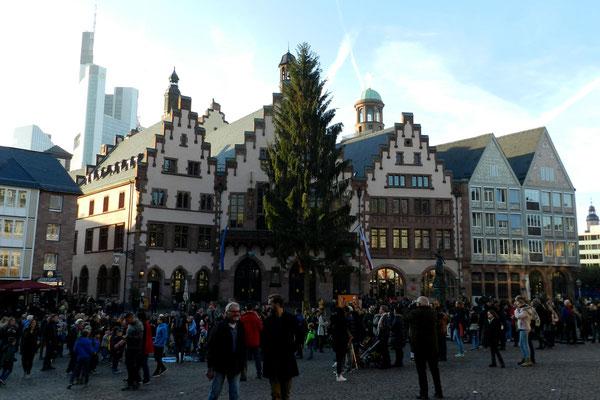 Ратуша города Франкфурт.
