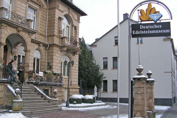 Немецкий музей драгоценных камней