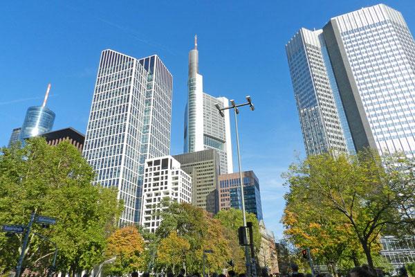 Frankfurt ist das wichtigste Drehkreuz von Lufthansa