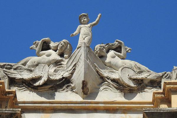Kunst am Bau in Messina