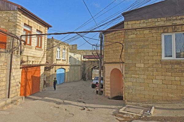 In der Altstadt von Derbent