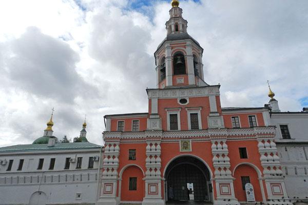 Das zentrale Klostertor