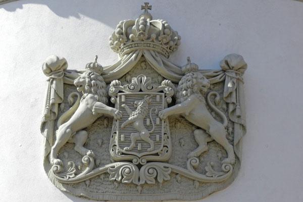 Герб герцогов нассауских