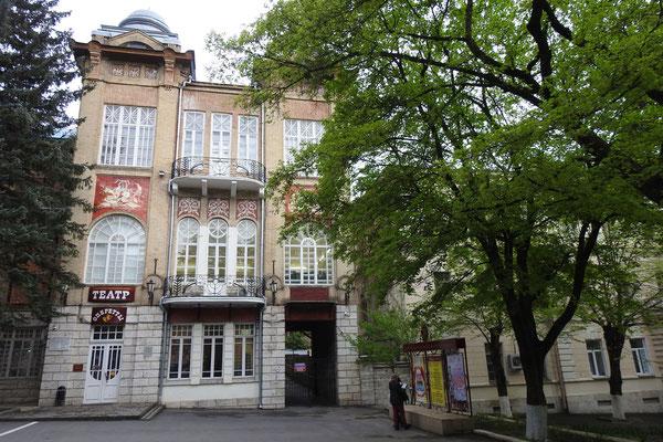Das Jugendstil-Theater von Pjatigorsk