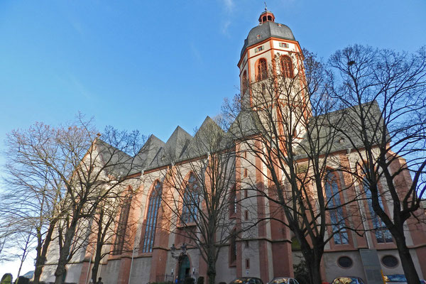 Церковь Святого Штефана в Майнце