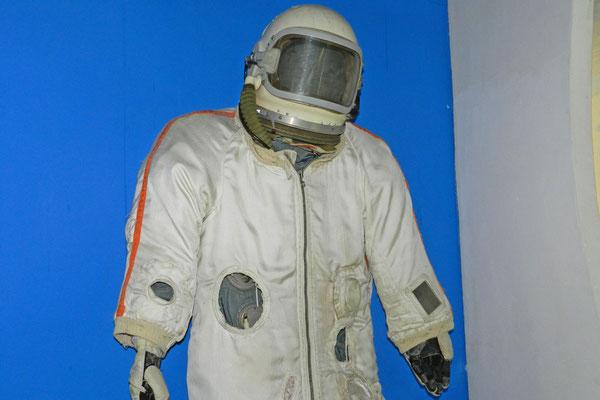 Der Übungs-Raumanzug des ersten Kosmonauten