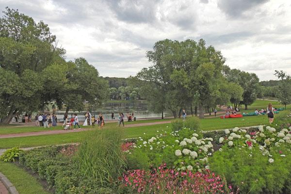 Im Park von Zarizyno