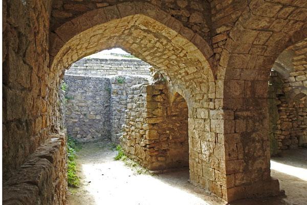 Das Badehaus des Khans von Derbent
