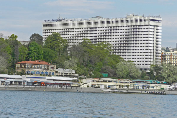 Das Grandhotel von Sotschi