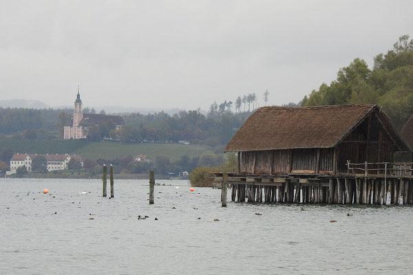 Так жили предки немцев в бронзовом веке.
