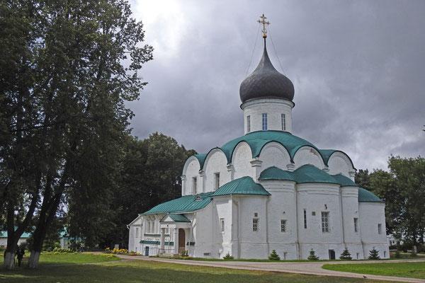 Im Kreml von Alexandrow