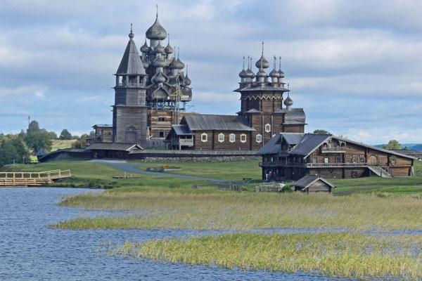 Die Welterbe-Insel Kischi in Karelien