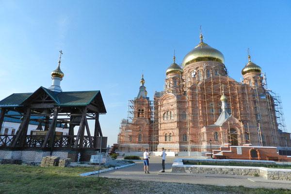 Das Kloster wurde 2016 zuletzt saniert.