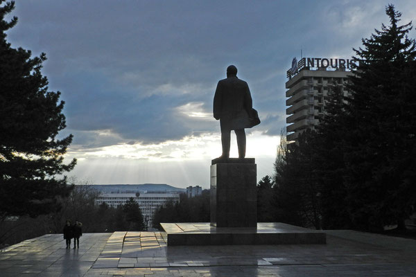 Lenin-Monument in Pjatigorsk