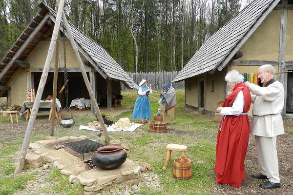 Музей кельтского быта.