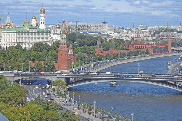 Der beste aller Kreml-Blicke