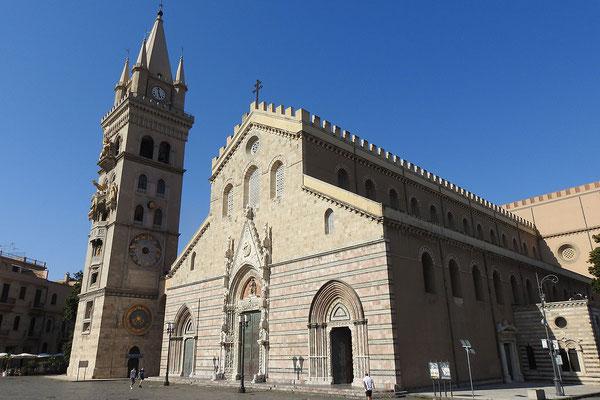 Der Dom von Messina