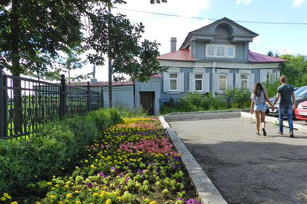 Im alten Zentrum von Ufa