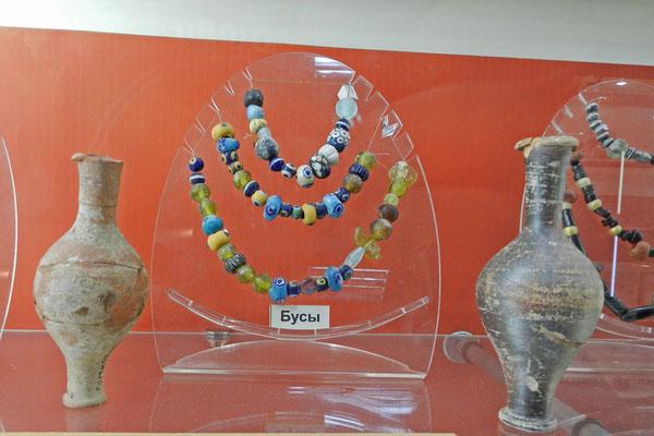 Antiker Schmuck aus Tanais