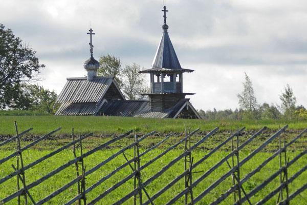 Kapelle auf Kischi