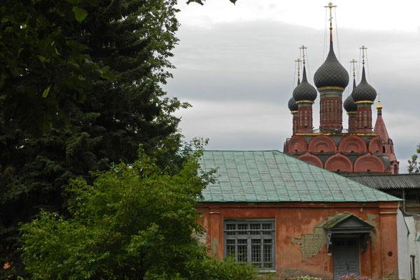 Im Erlöser-Verklärer-Kloster