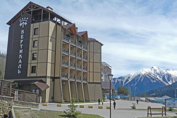 "Neues Hotel am Skigebiet ""Romantik"""