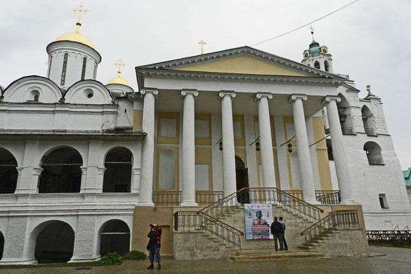 Die Kirche der Wundertäter von Jaroslawl