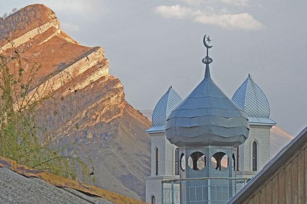 Die Minarette von Gunib