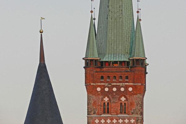 Башня церкви Святого Петра.